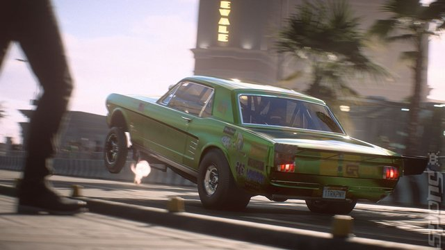 Need for Speed: Payback - Xbox One Screen