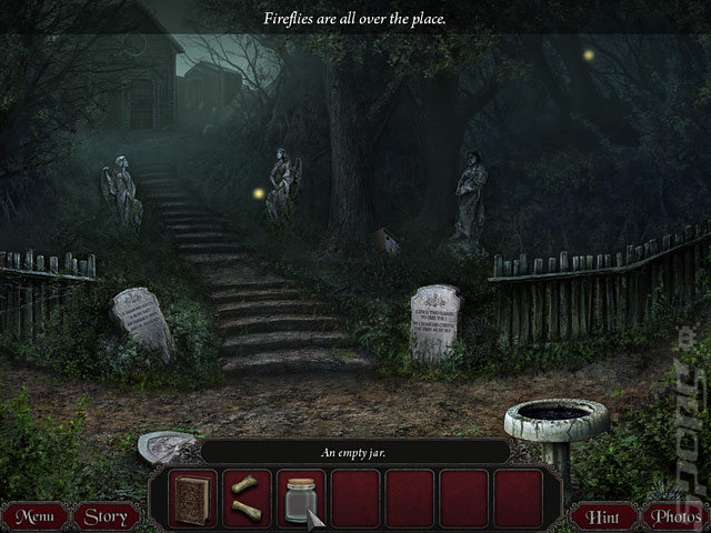 Nightmare Adventures: The Witch's Prison - PC Screen