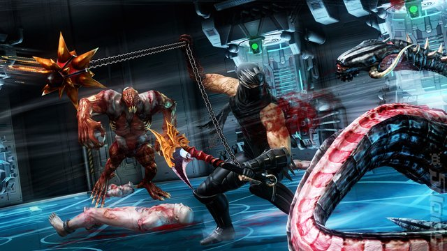 Ninja Gaiden 3: Razor's Edge Now Heading to PS3, Xbox 360