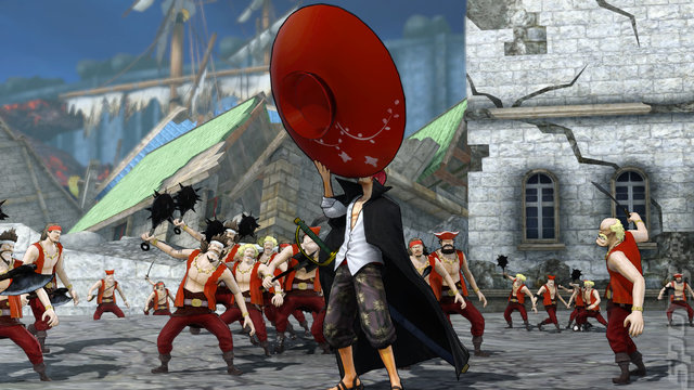 One Piece: Pirate Warriors 3 - Switch Screen