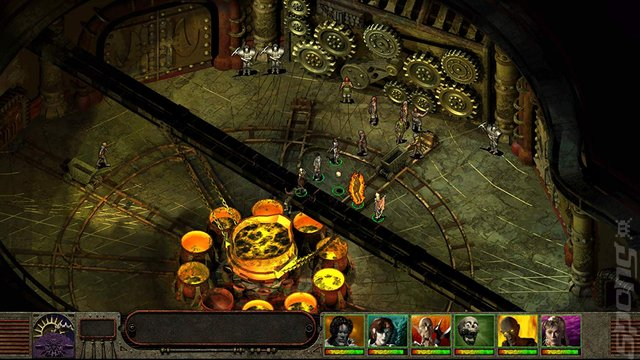 Planescape: Torment and Icewind Dale Enhanced Edition - Xbox One Screen