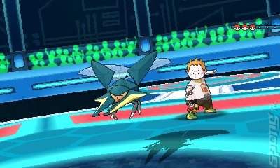 Pokémon Ultra Moon - 3DS/2DS Screen