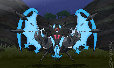 Pok�mon Ultra Moon - 3DS/2DS Screen