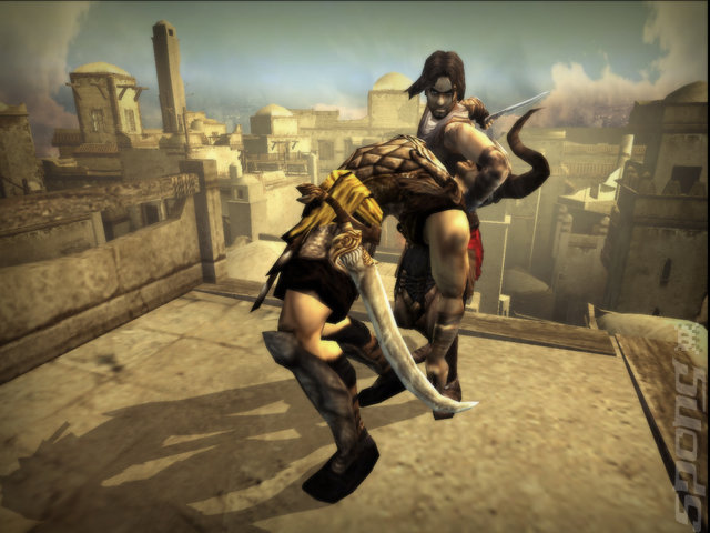 Prince of Persia The Two Thrones Год выпуска: 2005 Жанр: Action Разработчик