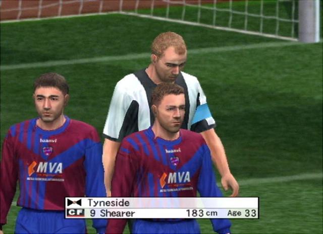 Screens: Pro Evolution Soccer 4 - PS2 (4 of 101)