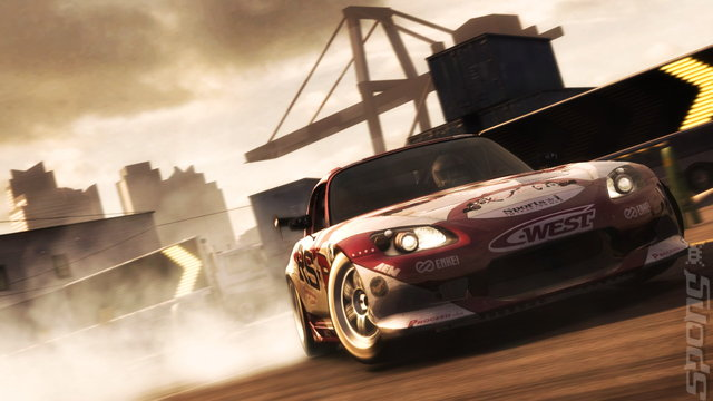 Racedriver: GRID: Reloaded - PS3 Screen