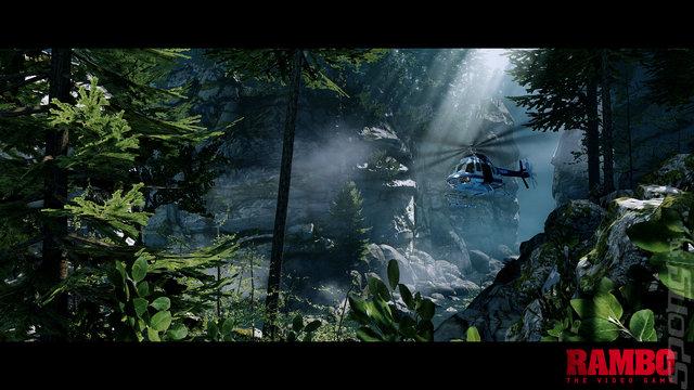 Rambo - Avances _-Rambo-The-Video-Game-Xbox-360-_