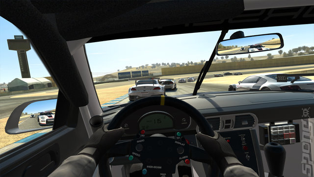 Real Racing 3 Editorial image