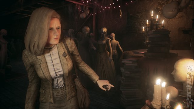 Remothered: Tormented Fathers - Switch Screen