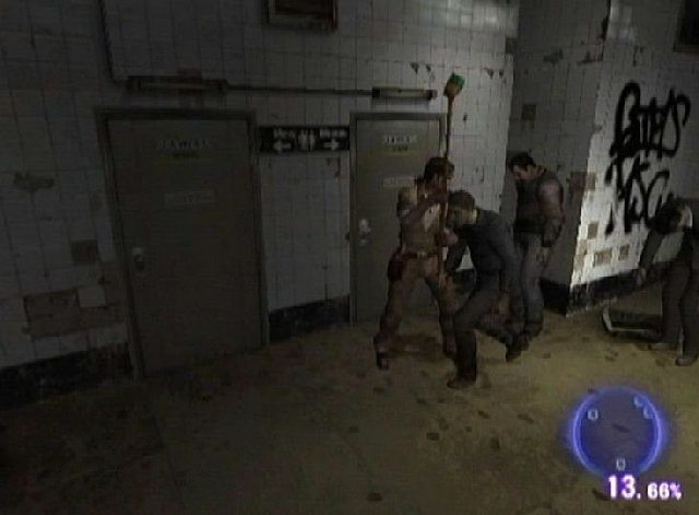 Resident evil 4 psp iso cso download