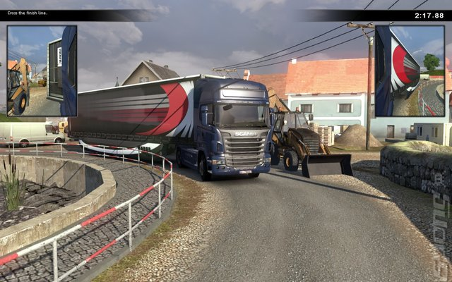 back to game screens scania truck driving simulator the game pc