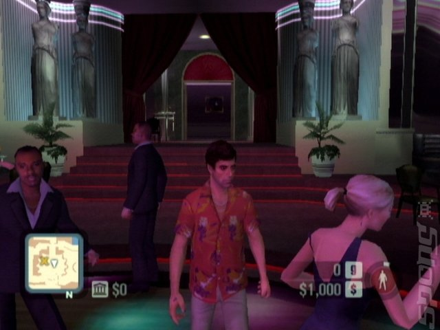 Scarface The World is Yours Xbox