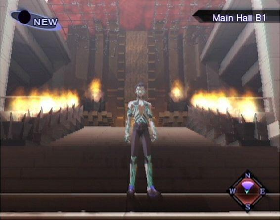Shin Megami Tensei: Lucifer's Call - PS2 Screen