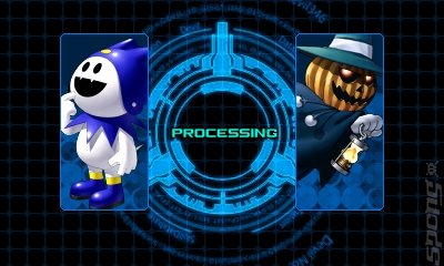Shin Megami Tensei: Devil Survivor 2: Record Breaker  - 3DS/2DS Screen