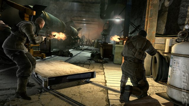 Sniper Elite V2: Game of the Year Edition - Xbox 360 Screen