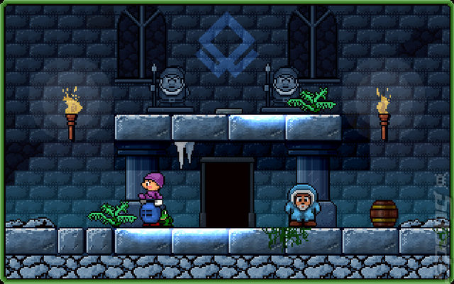 Spud's Quest - PC Screen