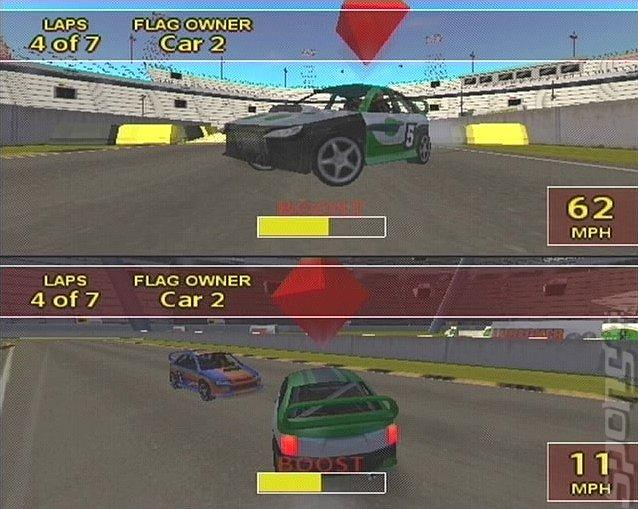Playstation Games Customizing Car Racing