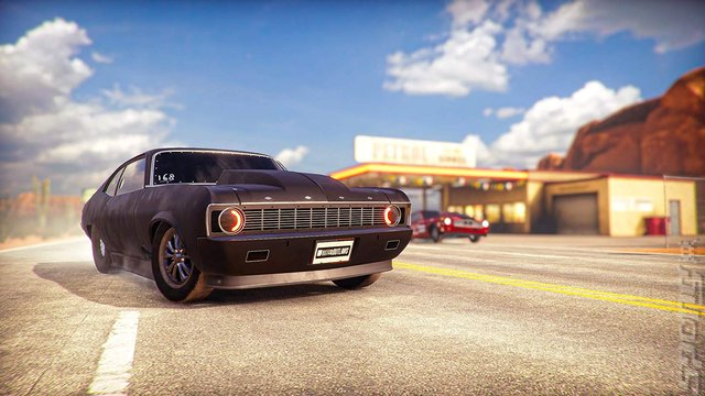 Street Outlaws: The List - PS4 Screen
