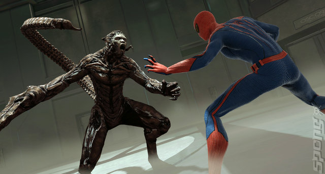 The Amazing Spider-Man Editorial image
