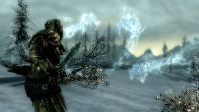 The Elder Scrolls V: Skyrim: Legendary Edition - Xbox 360 Screen