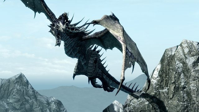 The Elder Scrolls V: Skyrim: Legendary Edition - PS3 Screen