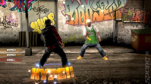 Screens the hip hop dance experience wii 1 of 15