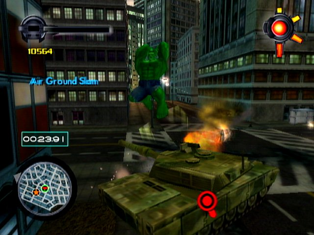the incredible hulk ultimate destruction online game