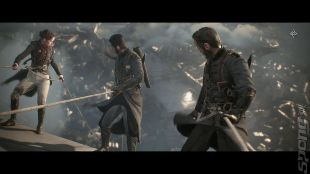 The Order: 1886 - PS4 Screen