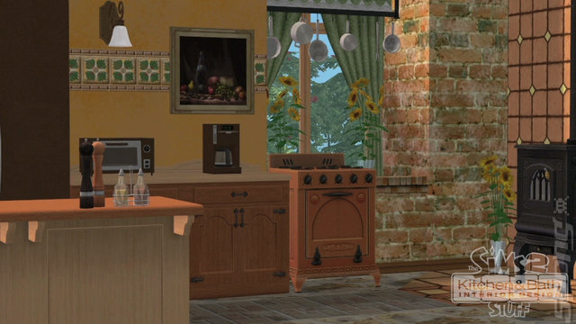 screens the sims 2 kitchen amp bath interior design stuff