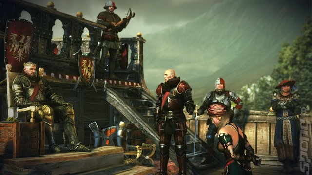 The Witcher 2 Assassins Of Kings Enhanced Edition Xbox 360   - The Witcher 2 Assassins Of Kings-PAL-XGD3