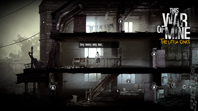 This War Of Mine - Switch Screen