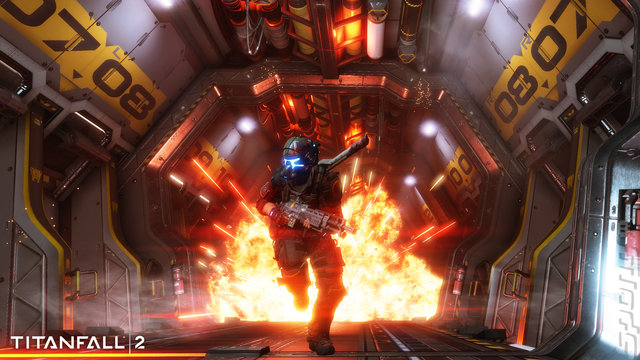 Games of the Year 2016: Titanfall 2 Editorial image