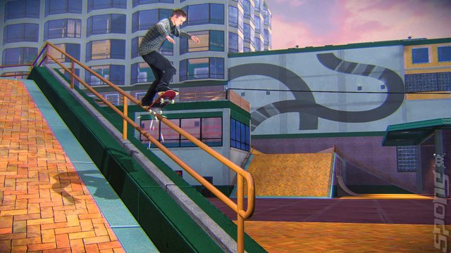 Tony Hawk's Pro Skater 5 - PS3 Screen