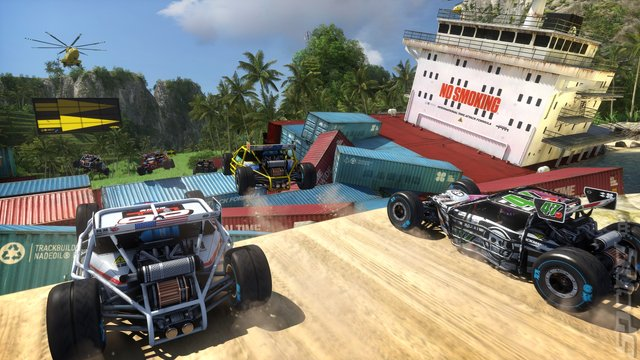 Trackmania Turbo Editorial image