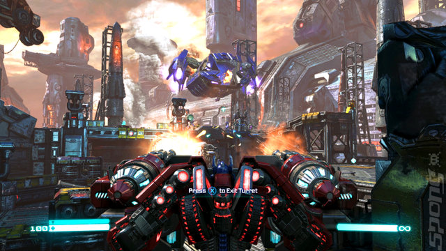 Patch 101 details? - Transformers: War for Cybertron