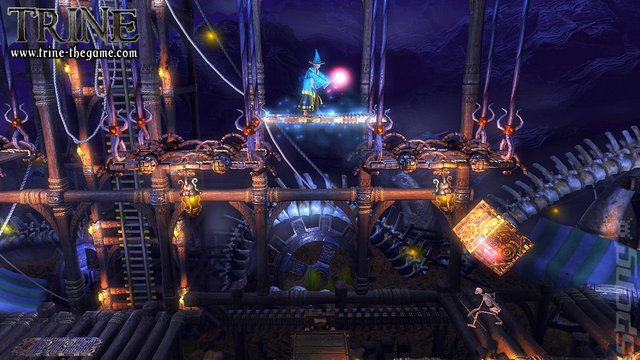 Trine - PC Screen