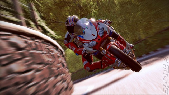 TT Isle of Man: Ride on the Edge - PS4 Screen