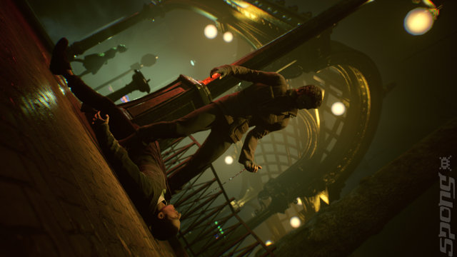 Vampire: The Masquerade Bloodlines 2 - Xbox One Screen