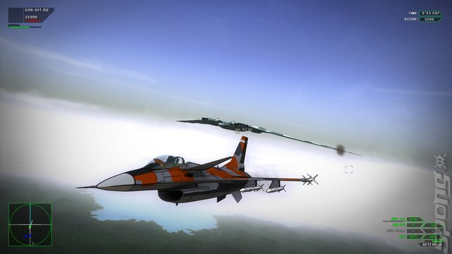 Vector Thrust - PC Screen