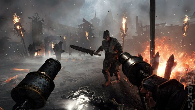 Warhammer: Vermintide 2 - PC Screen