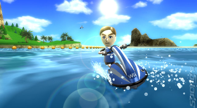 Wii Sports Resort Editorial image