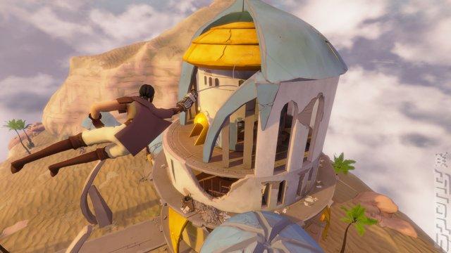 Worlds Adrift - PC Screen