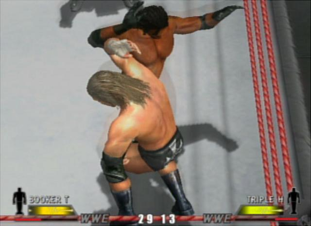 Screens: WWE: Day of Reckoning - GameCube (4 of 77)