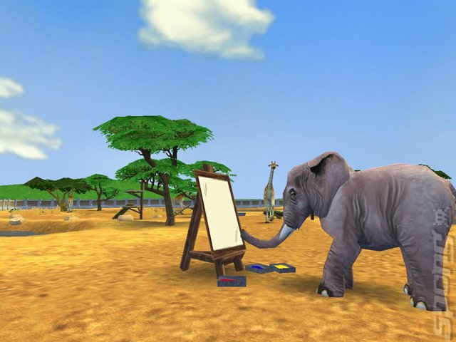 Zoo Tycoon 2: Zookeeper Collection - PC Screen
