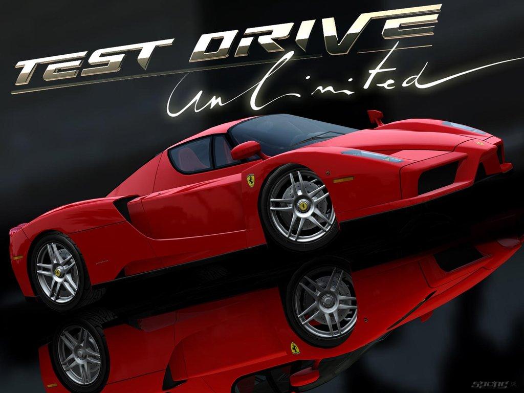 Test Drive Unlimited PSP