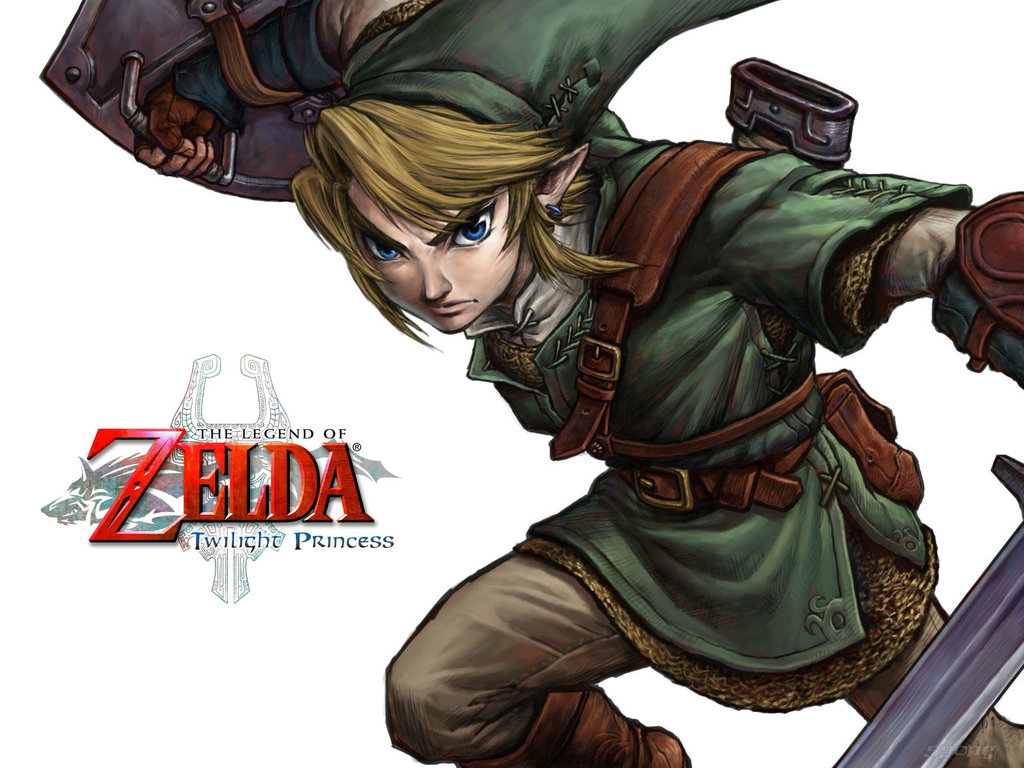The Legend of Zelda: Twilight Princess - Wii Wallpaper